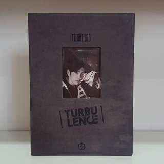GOT7 Turbulence album (Jinyoung version)