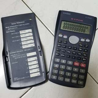 Casio Scientific Calculator fx-350MS