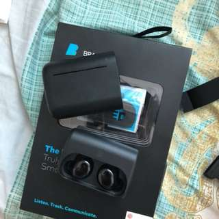 Bragi The Dash 真無線防水藍芽