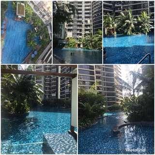 Condominium Room w/ Own Toilet & Own Access to Balcony