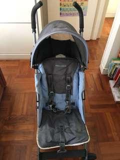 五成新Maclaren嬰兒車