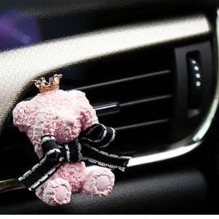 Car Perfume Bear