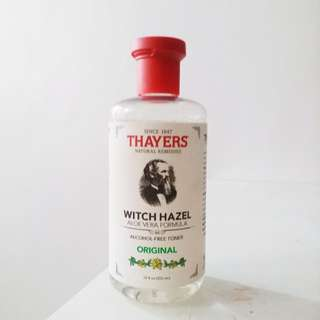 THAYERS Witch Hazel Alcohol-Free Toner (Original)
