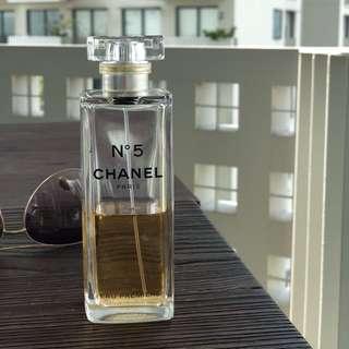 Chanel N5 perfume EAU Premiere 150ml
