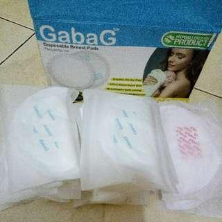 #MakinTebel# Breast Pads Gabag
