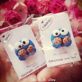 🌸 Handmade Cute Stud Earrings & pins