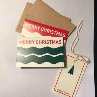 韓國聖誕卡