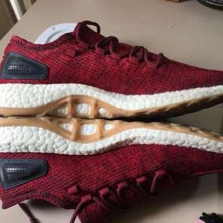 Adidas PureBoost Maroon