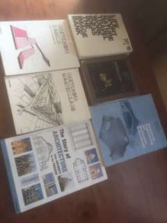 Architecture textbooks