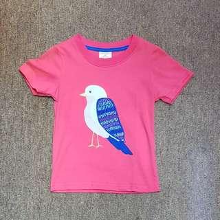 Kids quality T-shirt - Birds