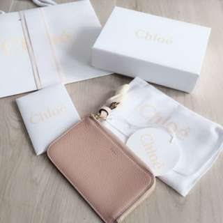 Chloe wallet / coin bag / key bag