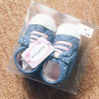 Catell Love - Baby Sneaker Shoes