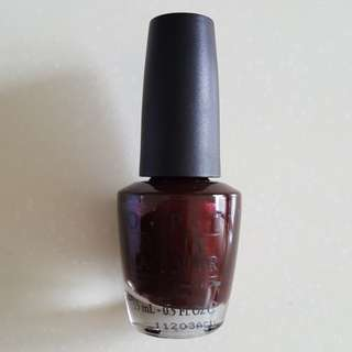 OPI Royal Rajah Ruby NLI52 (Green Label)