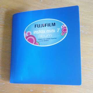 Fujifilm Instax Mini Album