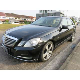 Mercedes-Benz E250 Saloon Auto