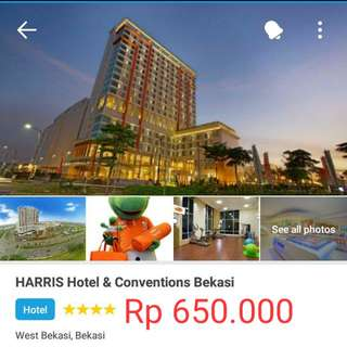 Rental Hotel Harris