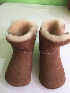 UGG BABY SHOES