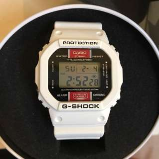 Eric Haze G-shock 25th Anniversary DW-5600EH-7