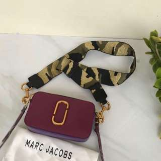 CLEARENCE SALE!!! TAS MARC JACOBS SNAPSHOOT mirror quality,,TERMURAH!!!