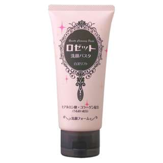 BN Japan Rosette Cleansing Face Paste Pink Whitening