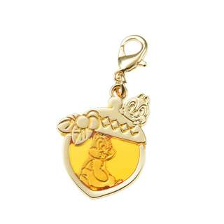 Japan Disneystore Disney Store Chip & Dale Petit Jewelry Charm