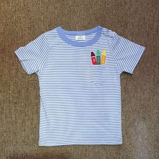 Kids T-shirt promotion - with pocket