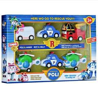 Mobil robocar Poli