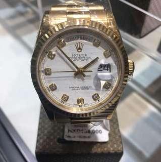 Rolex 118238A
