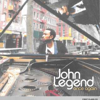 MY PRELOVED CD - JOHN LEGEND - ONCE AGAIN / FREE DELIVERY (F3S)