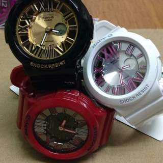 G-Shock & Baby-G