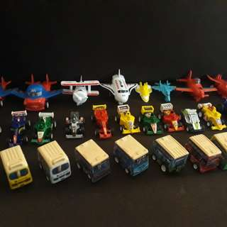 Reduced!!!! Toys all for RM20