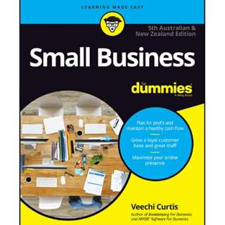 Small Business For Dummies, 5th Edition eBook