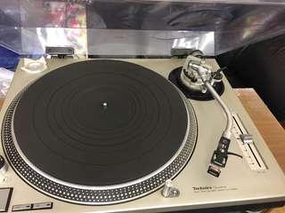 黑膠碟機 SL-1200Mk2 自出價
