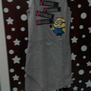 Dress abu2, minion