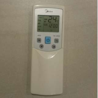 美的冷氣機遙控器 Media Air-Conditioner Remote