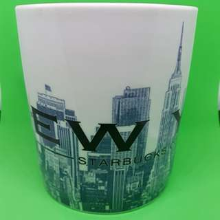Starbucks Mug - New York
