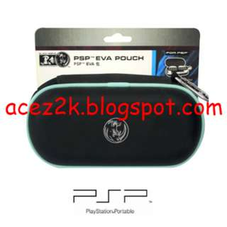 [BN] PSP EVA Hard Carrying Pouch - Black (Brand New)