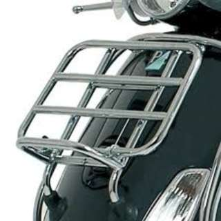 Vespa LX 150 Chrome Luggage Front Carrier