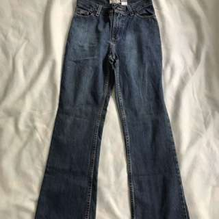 SO wear it, declare it denim pants