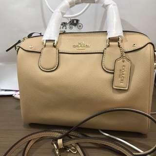 Coach Handbag mini charlie handbags sling bag