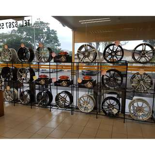 Sports Rims Crazy Sale!