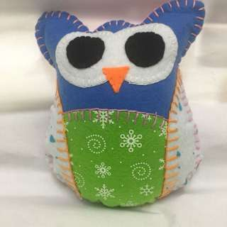 Plush Toy. Owl Series (031)