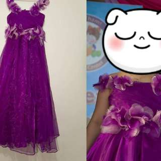 Purple gown for sale!!!