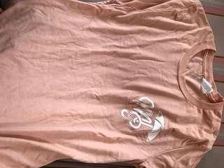 Mayday Parade Band Shirt (Medium, peach)