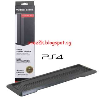 [BNIB​] PS4 Fat Vertical Stand (Brand New Boxed)