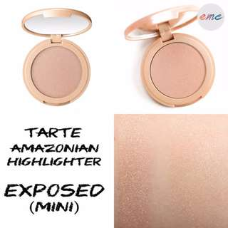 Tarte Deluxe Amazonian Clay 12-Hour Highlighter - Exposed