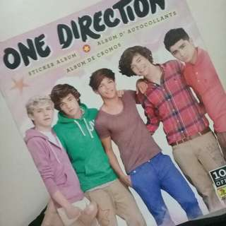 One Direction Photocard Album