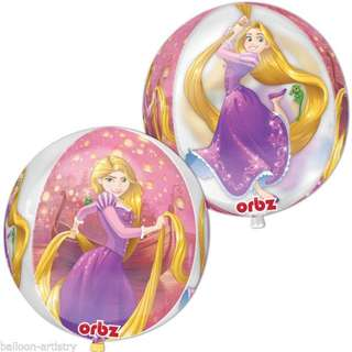 "16"" Anagram Orbz Disney Princess Rapunzel Balloon"