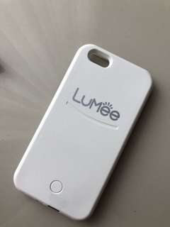 Lumee case ip 6s plus