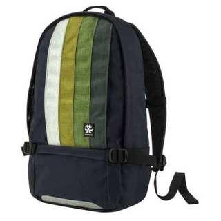 Crumpler Dinky Di Stripy Backpack M Black Dell Mac Acer HP Asus